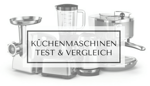 Küchenmaschine mit Kochfunktion Test