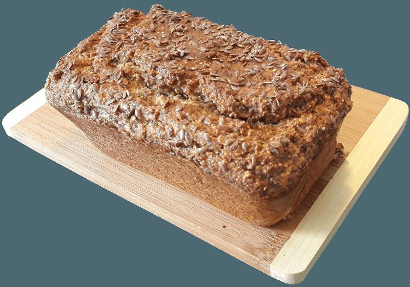 Eiweiß-Brot low carb Fitnessbrot